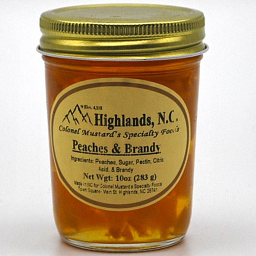 Peaches & Brandy 10 oz.