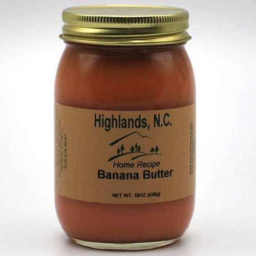 Banana Butter 19 oz.