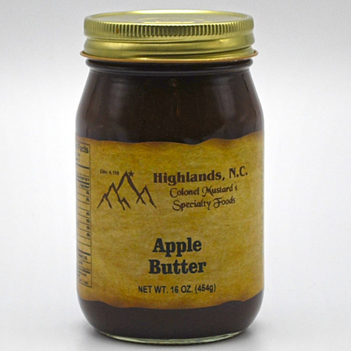 Apple Butter 16 oz.