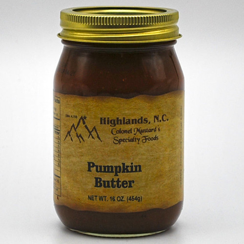 Pumpkin Butter 16 oz.