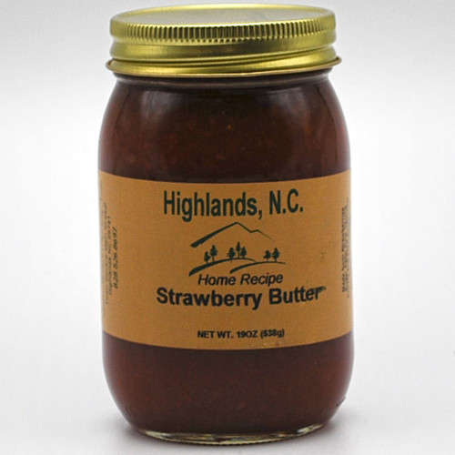 Strawberry Butter 19 oz.
