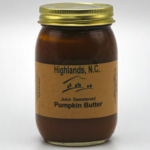 Juice Sweetened Pumpkin Butter 19 oz.