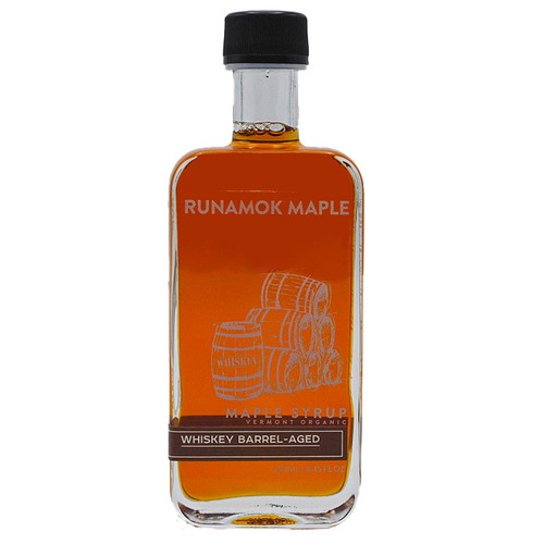 Runamok Maple Syrup Whiskey Barrel-Aged