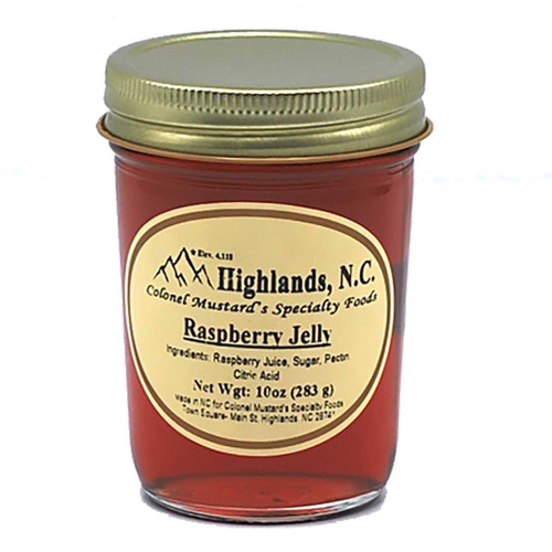 Raspberry Jelly 10 oz