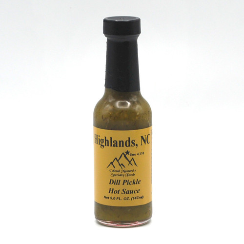 Dill Pickle Hot Sauce