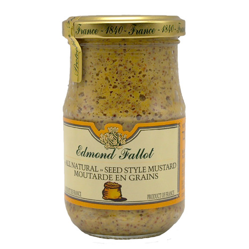 All Natural Seed Style Mustard