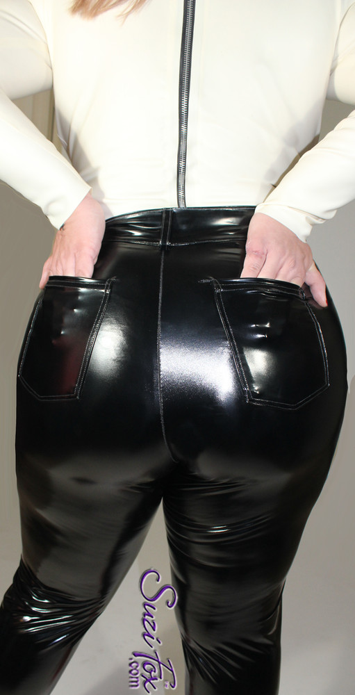 Optional Back pockets (waist high shown)