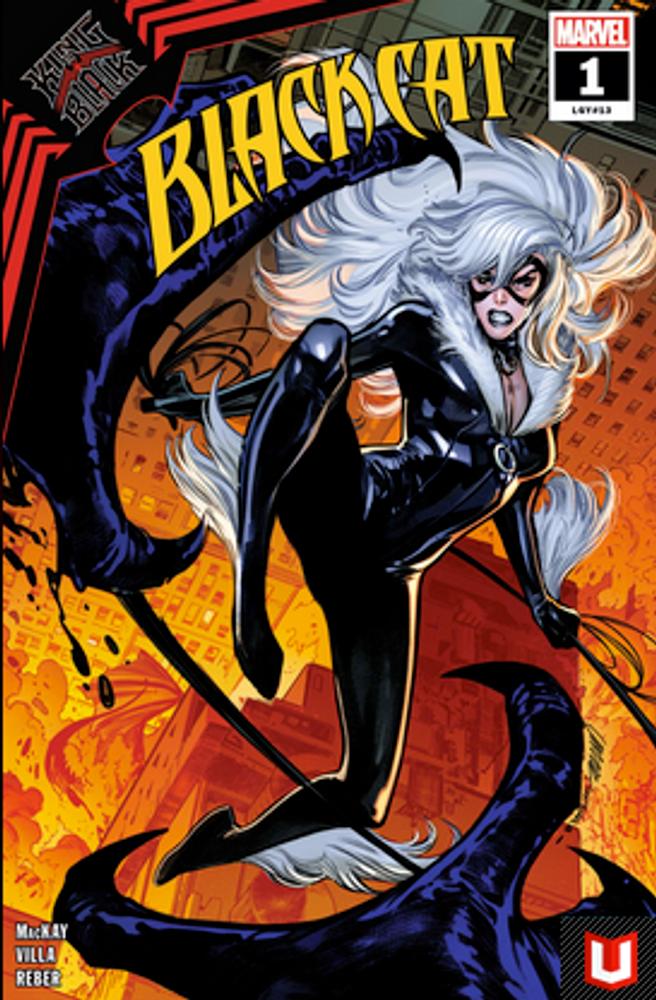 Black Cat 2020 #1 - Marvel Comics