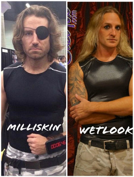 Difference in Milliskin and Wetlook