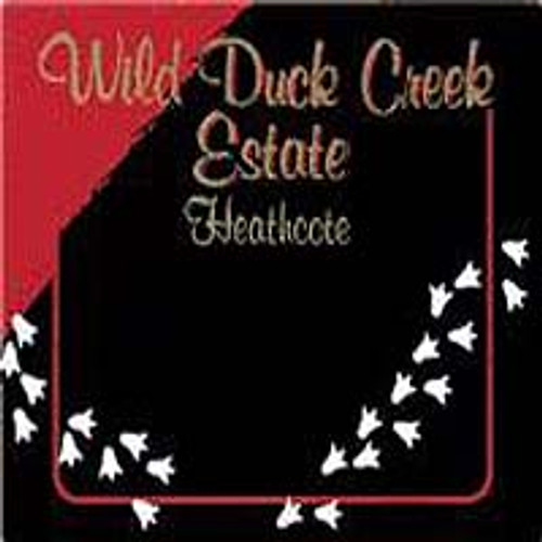 Wild Duck Creek Wine Dinner - 20th of June 2014 @ Lamaro's in South Melbourne (Closed)