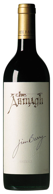 Jim Barry Wines Armagh 1994 - profound garnet-black in color, it shows a beautiful choco-mint and mincemeat nose with indications of smoky bacon, espresso, tobacco and cumin seed. The rich, full-bodied tissue is very much upheld by exceptionally fresh corrosive and a medium-high state of extremely velvety tannins. The completion is long loaning waiting notes of mint, espresso and baking spices.