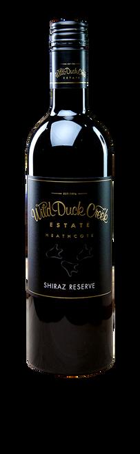 Wild Duck Creek Estate Shiraz Reserve 2017