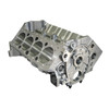 SBC 400 CID Engine Package (410 HP) World Products Iron Cylinder Heads, New World Products Motown Block (Hydraulic Flat Tappet Cam)