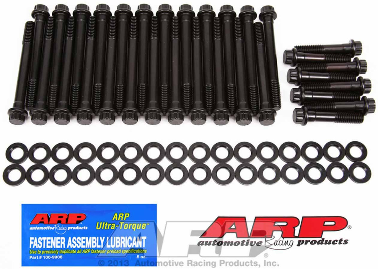 ARP 134-3601 High Performance Series Cylinder Head Bolt Kits Small Block Chevy