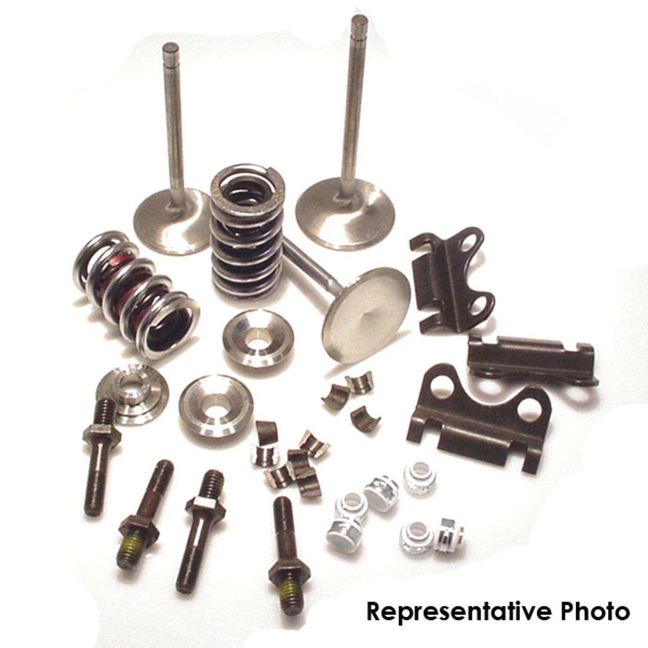 Solid Roller Valve Train Kit, With