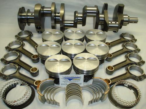 SBC 383 Stroker Master Engine Kit For '86-Up 1pc Rear Main Seal