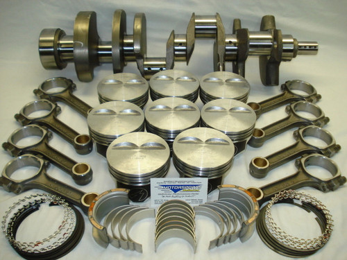 """SBC '96-'01 Vortec """"R"""" Vin 383 Stroker Master Engine Kit, Roller Cam, Balanced"""