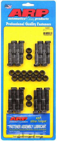 155-6001 Connecting Rod Bolts, High Performance Series, 8740 Chromoly Steel, Ford, 428 CJ, 13/32 in