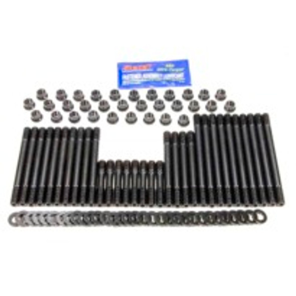 Cylinder Head Studs, Pro Series, 12-Point Head, Undercut Studs, Chevy, Big Block, with Holley, Canfield, Brodix Heads