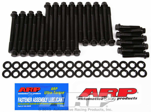 ARP 135-3607 Cylinder Head Bolts, High Performance, Hex Head, Chevy, 454, Aftermarket Heads