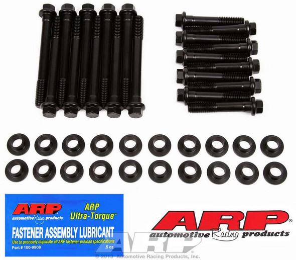 ARP 154-3605 Cylinder Head Bolts, High Performance, Hex Head, Ford, 289-302, with 351W, Edelbrock Performer, RPM Heads