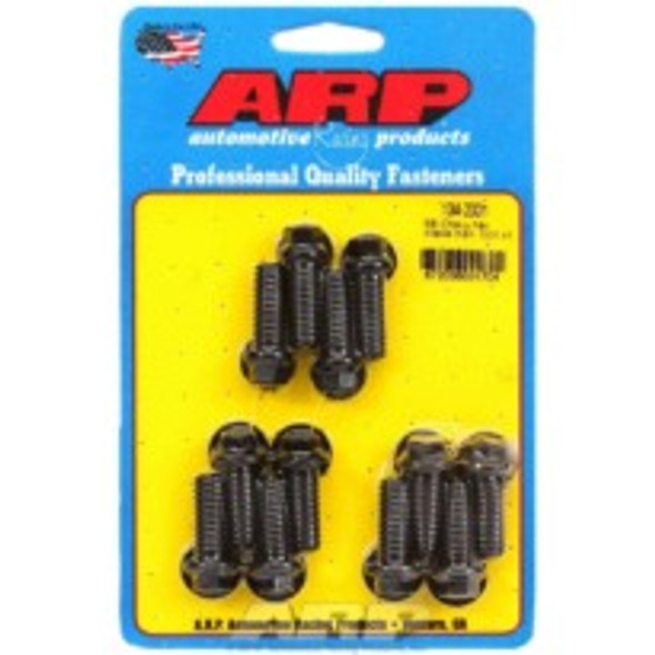 "ARP 134-2001 Small Block Chevy Intake Bolts, 265 - 400 cid, 1.000"", Hex Head"