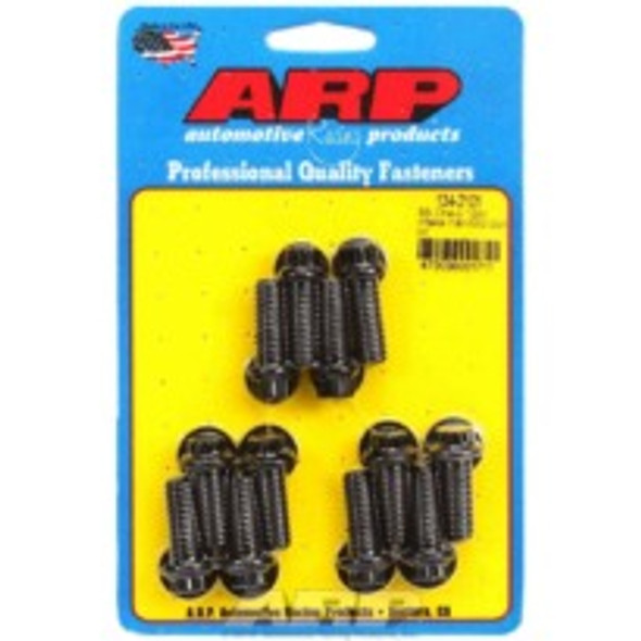 "ARP 134-2101 Small Block Chevy Intake Bolts, 265 - 400 cid, 1.000"", 12 Point Head"