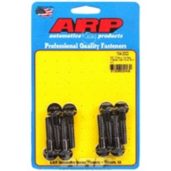 ARP 134-2002 Small Block Chevy Intake Bolts, 305-350 Vortec, Fits Most Aftermarket Aluminum Intakes, Hex Head