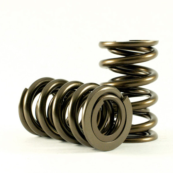 "Erson E915042 FSP Professional Racing Roller Valve Springs, 1.580"" Dia., 249#@ 2.050, 650#@ 1.270, Max Lift .800, Set of 16"