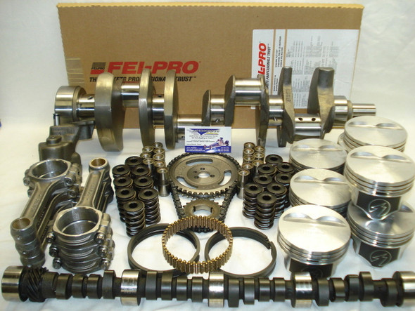 Small Block Chevy 383 Stroker Kit With Options 91383