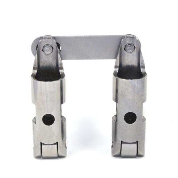 "Morel 6162 / Erson RL909 BBF Ultra Series Hi-Pressure Needle-Less Bushed Wheel Solid Roller Lifters, .875"" Body Dia.,  .750"" Roller Dia., STD On Center"