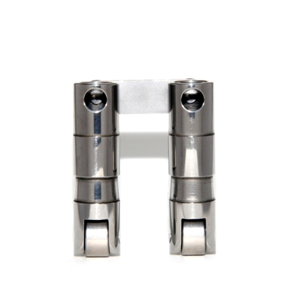 """Erson RL975 / Morel 5294, Chevy LS1 Pro Race Series Hydraulic Roller Lifters, High RPM, .842"""" Body Dia.,  .750"""" Roller Dia., Vertical Tie-bar"""