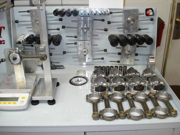 SBC 383 Stroker Engine Package (400 HP) With Aluminum Cylinder Heads, Forged Rotating Assembly (Hydraulic Roller Cam)