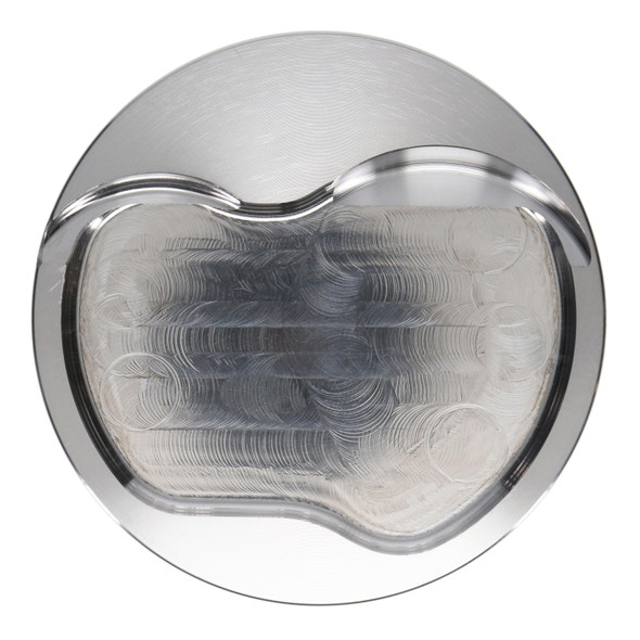"""SRP329586 - JE Pistons - SRP Professional Forged Pistons - SBF Inv Dome/Dish - Bore 4.005""""- CD 1.230"""""""