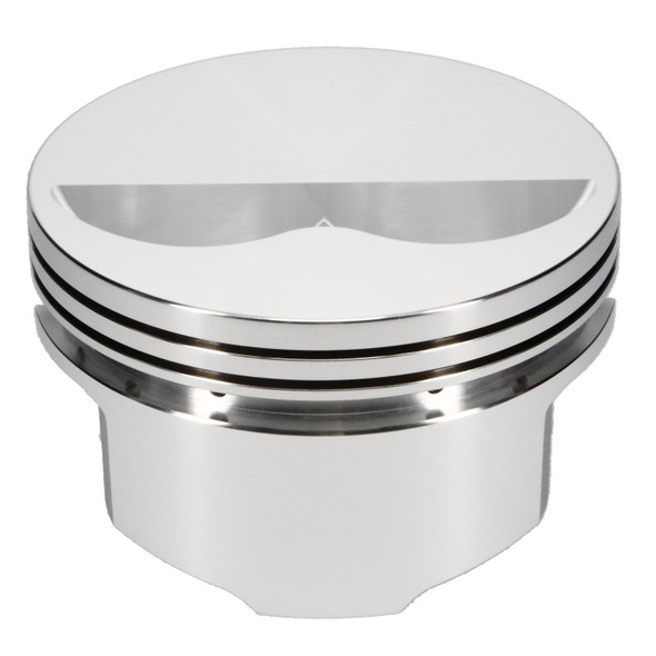 """SRP178676 - JE Pistons - SRP Forged Pistons - SBC Flat top - Bore 4.000""""- CD 1.125"""""""