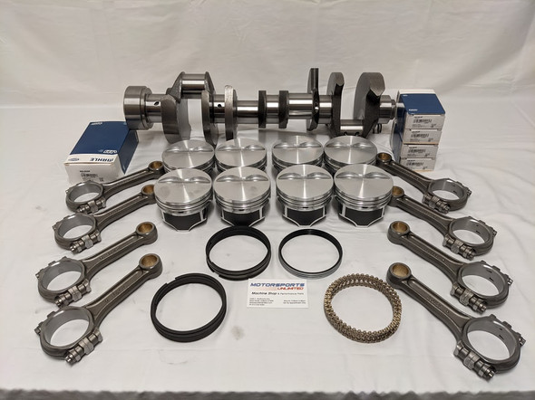 LT1 383 Master Engine Kit For '92-'97 Balanced With Hydraulic Roller Camshaft