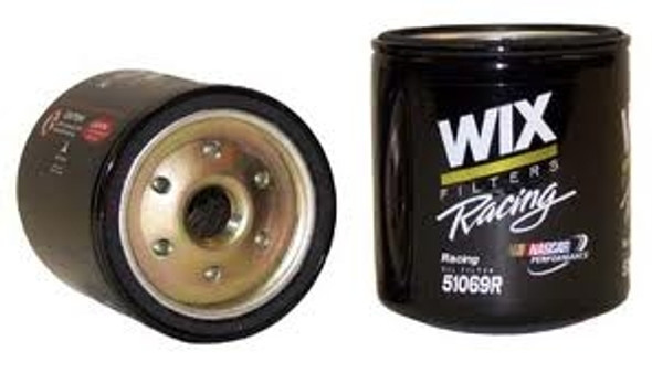 """Wix Racing Oil Filter Chevrolet 4.33"""" height 51069R"""