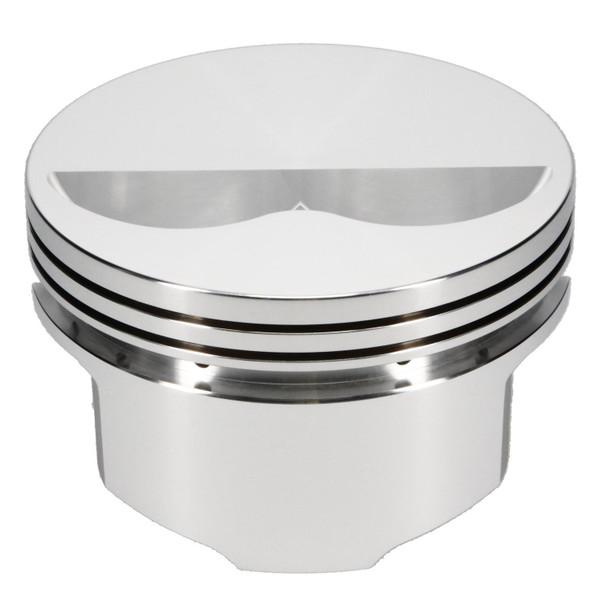"""SRP138084 - JE Pistons - SRP Forged Pistons - SBC Flat top - Bore 4.020""""- CD 1.560"""""""