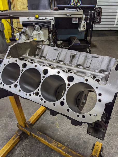 """GM 400 Block """"509"""" Casting, Completely Machined, Finished Bore 4.1455"""""""