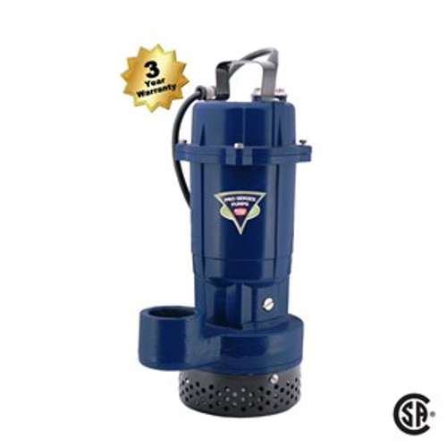 ST1033 1/3HP Sump Pump with VS Switch