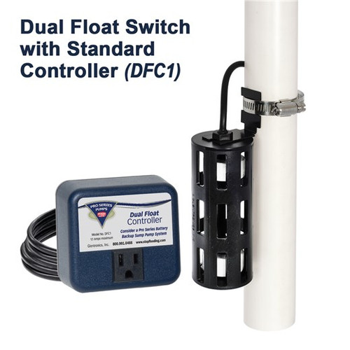 SO - Dual Float Controller (DFC1)