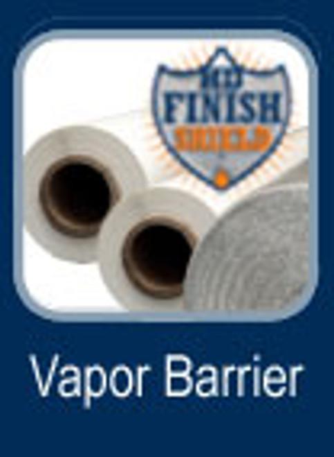 HD FinishShield Wall Vapor Barrier (4 ft x 200 ft roll)