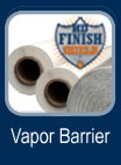 HD FinishShield Wall Vapor Barrier (4 ft x 200 ft roll)
