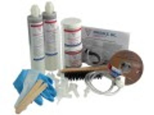 Emecole 102 Polyurethane Foam - 10' D-I-Y Crack Repair Kit