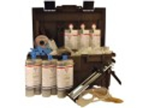 Emecole 102 Polyurethane Foam - 30' D-I-Y Crack Repair Kit