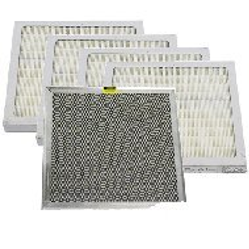 SFF-4-Pack MERV 11 Filters + 1 Pre-Filter (Compact 2,70)