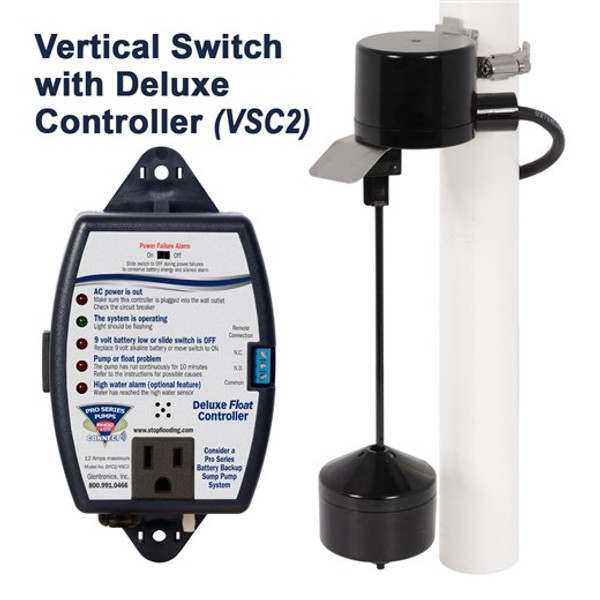 SO - Vertical Switch with Deluxe Controller (VSC2)