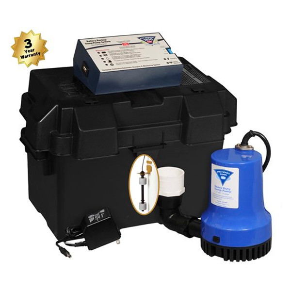 Pro Series 1850 Back Up Pumping System