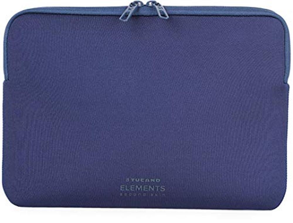 "Tucano (Bag) MacBook 12"" Elements Sleeve- Blue - BF-E-MB12-B"