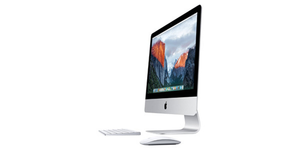 Apple iMac 21.5 inch Quad Core 4K